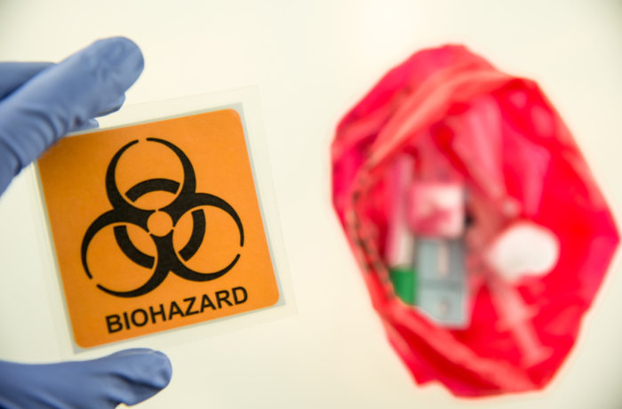 Biohazard Sharps Program