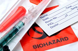 Biohazard Sharps Program